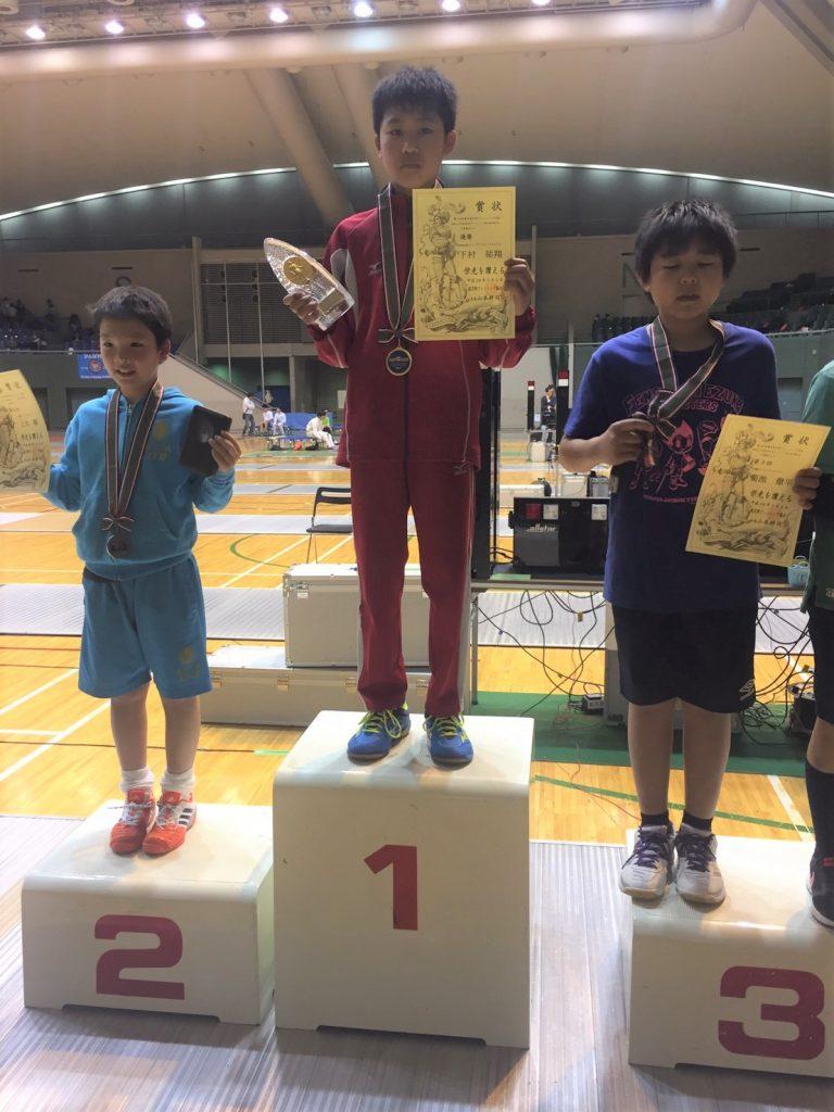 2017東日本少年フェンシング大会